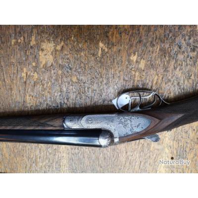 Fusil Juxtaposé FRANCOTTE