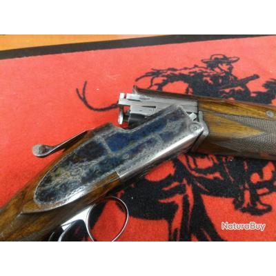 Magnifique fusil superposé Guyot-Paris superjay calibre 12