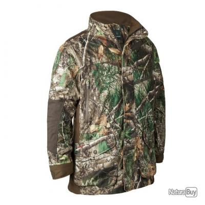 PACK VESTE + PANTALON  CUMBERLAND PRO DEERHUNTER  CAMO ADAPT REALTREE, NEW