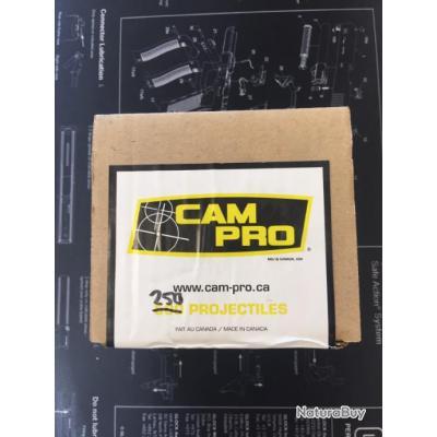 250 ogives Campro FMJ BT cal. 303B (311.) 180Grs JSP