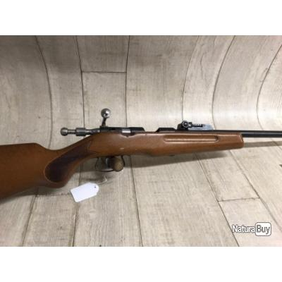 Carabine 22LR artisanal avec modérateur de son