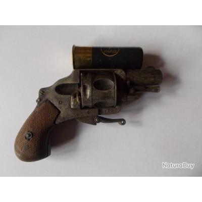 revolver velo dog calibre 320