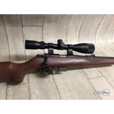 Carabine ARMSCOR 1500 calibre 22MAG + lunette CenterPoint 3-9x40