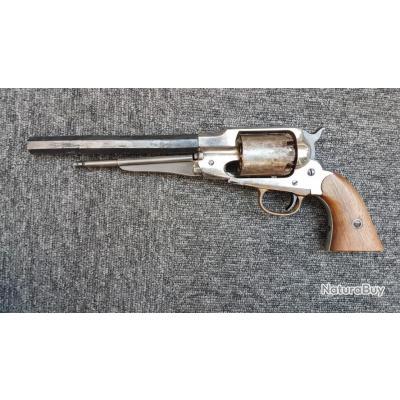 Épave revolver poudre noire - 1€ sans prix de réserve !!