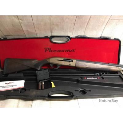 Fusil semi-automatique ARMSAN PHENOMA calibre 20/76 bille acier
