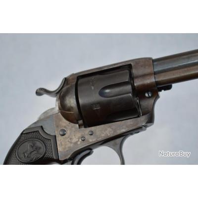 REVOLVER COLT BISLEY Mle 1873 CALIBRE 45 Long Colt - US XIXè Très bon  U.S.A. XIX eme Civil Categori