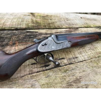 d7d8bcecbcf Fusil superposé MERKEL modèle 203 calibre 12 70 - Fusils Juxtaposés ...