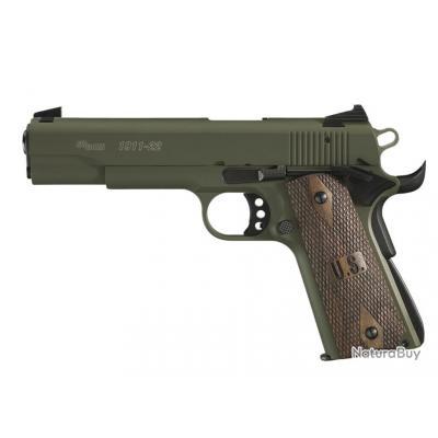 Pistolet 22LR Sig Sauer 1911 vert