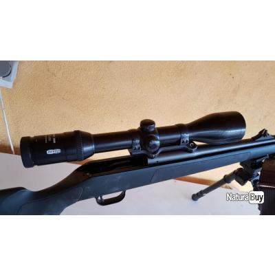 Vend canon blaser cal 243W R93.