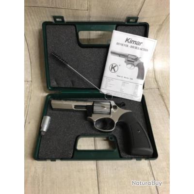Revolver d'alarme «Double Action» calibre 380K-9mm