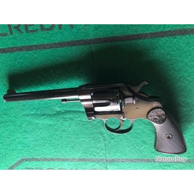 Beau révolver Colt 1892  1 er Modèle cal- 38 LC