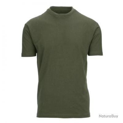 Taille Xxl Uni T Col Courtes Et Homme Shirt Kaki Rond Manches Tee uJc3lF5TK1