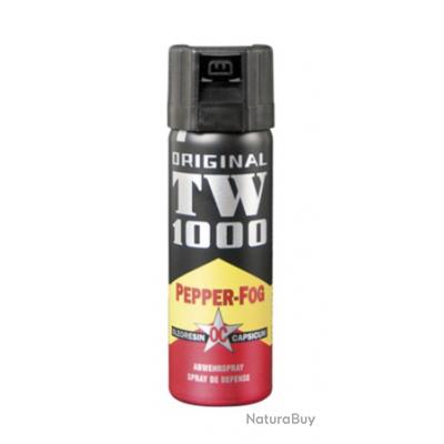 Aerosol poivre spray TW1000 63ml PROMO MARS