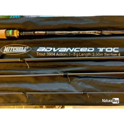CANNE MITCHELL ADVANCED TOC TROUT 1-5GR