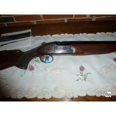 """parcours de chasse """" Browning Ultra Plus """""""