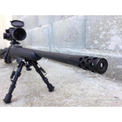RUSAN - Frein de bouche SKS - Filetage 14x100 - .30/7.62mm