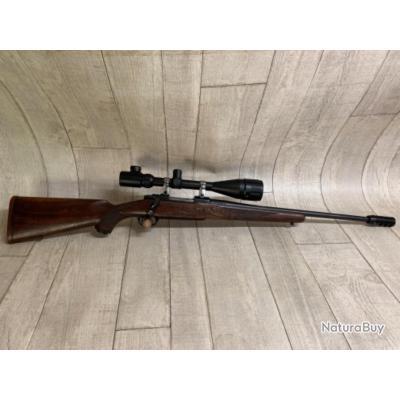Carabine RUGER M77 calibre 308win + lunette Jäger 6-24x50