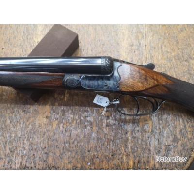 Fusil Juxtaposé Artisanal Cal 12