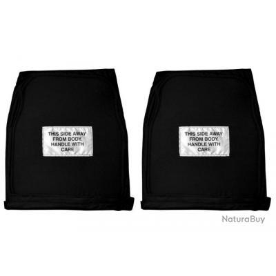 couvre plaque (pour plaque balistique et Plaques Anti Trauma)