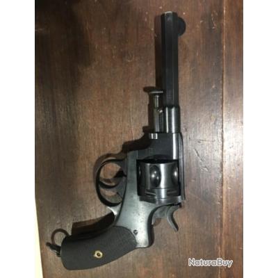 revolver nagant 1878