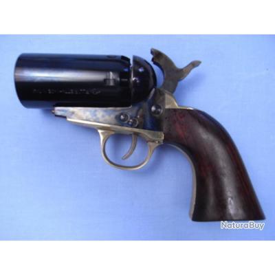 Révolver Pepperbox Navy Yank 1851 cal.36. Pietta