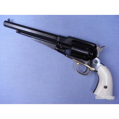 Remington 1858 cal .44. Plaquettes ivoirine. Pietta