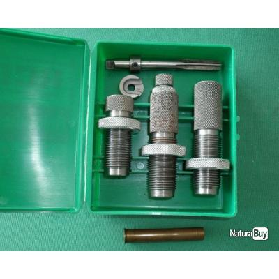 Jeu d'outils RCBS pour former le calibre 405WINCH. à partir du 9,3x74R.
