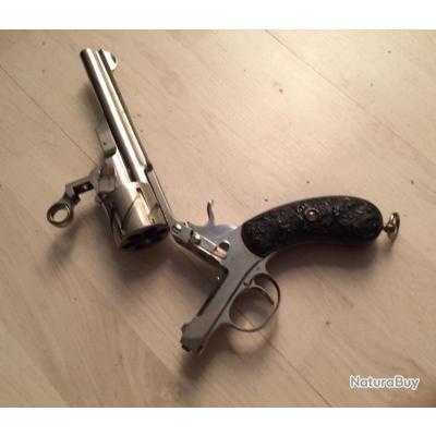 Mauser Zig ZAg 1878 Chromé - Rare
