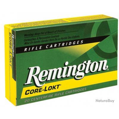 Lot de 2 Boites de Balles Remington cal.7X64 140GR PSPCL