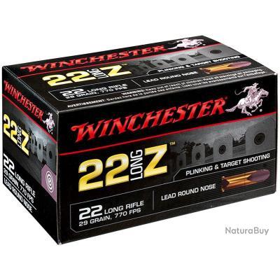 Munitions 22LR Winchester Zimmer