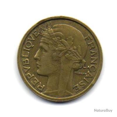 Pièce de Monnaie France 2 francs Morlon 1937