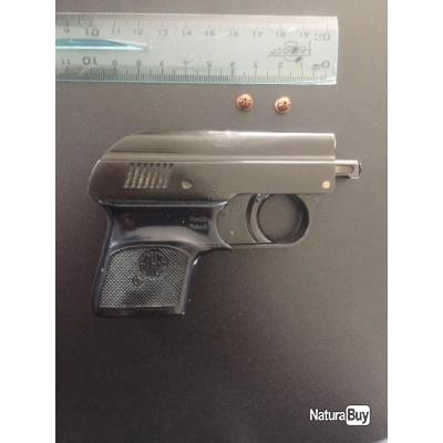 Pistolet d'alarme EM-GE modèle 6 Cal .22