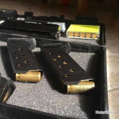 Kit de Défense Pistolet d'alarme EKOL LADY NOIR