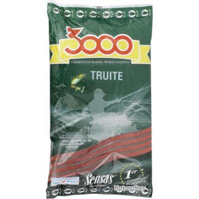 AMORCE SENSAS 3000 TRUITE 800 4/5 3/5 Toutes 3.5/5 3000 Truite