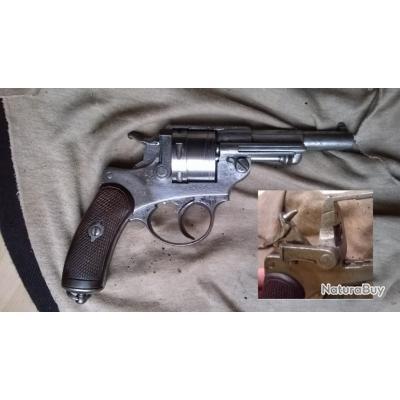 Revolver 1873 Chamelot Delvigne d'ordonnance, Manufacture d'Armes de Saint-Étienne, 1875