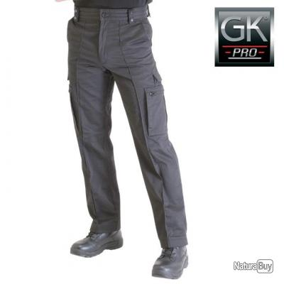 Pantalon GK Pro ULTIMATE Noir mat