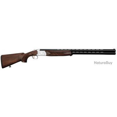 ( Crosse pistolet)Fusil superposé Luxe Yildiz ejecteur plaine cal. 20/76  à crosse pistolet