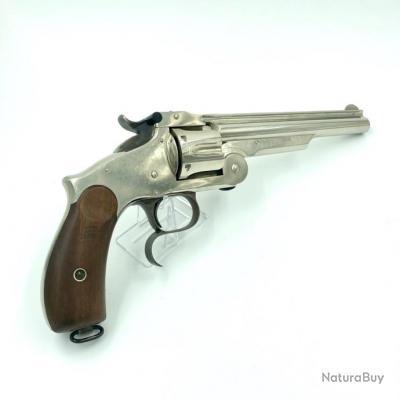 Révolver Smith et Wesson 44 russian 2ème modèle