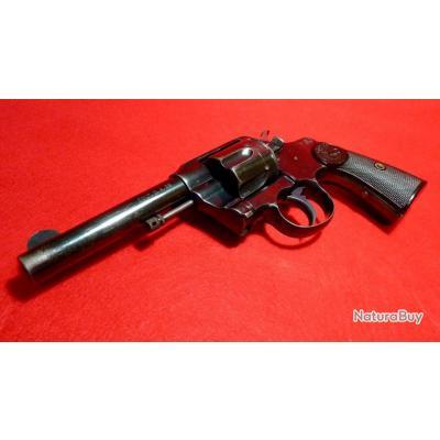 """Colt DA 38 1895 canon 4,5"""""""