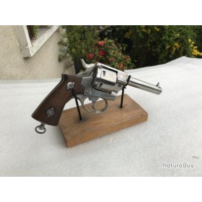 Revolver lefaucheux modele 1870 civil cal 11 mm