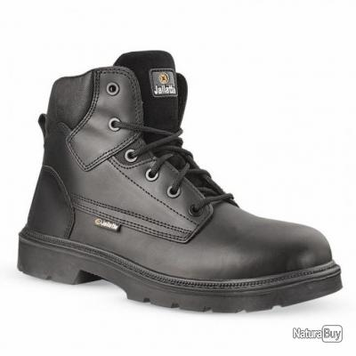 Chaussures de sécurité Softane Prestige Jallatte Jalgeraint Noir