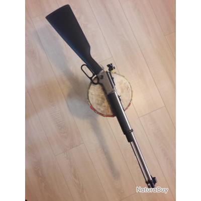 carabine levier sous garde kodiak alaskan take down + son dioptre + sa lunette