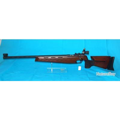 Carabine de tir sportif Match Anschutz, Modèle 1803, Calibre 22LR – OBJET  VENDU / VENTE TERMINÉE