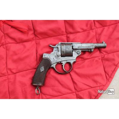 Revolver modele 1873 pour le tir