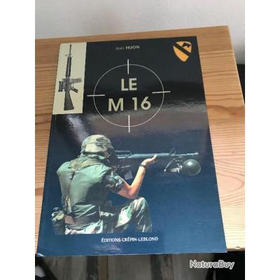 Le m-16 + Le cible  M-16 AR15 paru decembre 1985