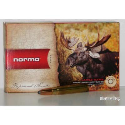MUNITIONS NORMA ALASKA 285GR CAL. 9.3X62 X20