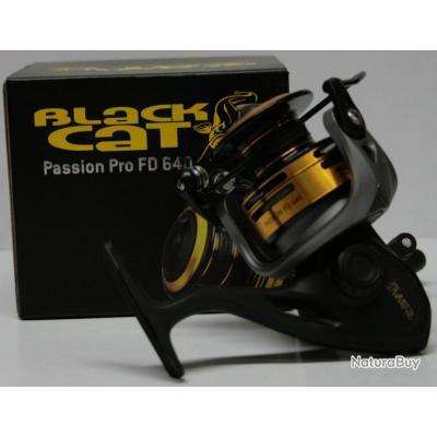 MOULINET BLACK CAT PASSION PRO FD 640