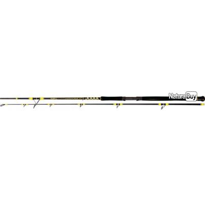 CANNE BLACK CAT PASSION PRO DX BOAT SPIN 2.4M 50-190G