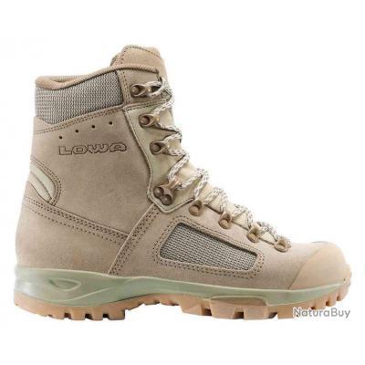 Chaussures rangers LOWA ELITE DESERT Armée Britannique Randonné Trekking