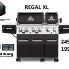 Barbecue Gaz Broil KIng REGAL XL